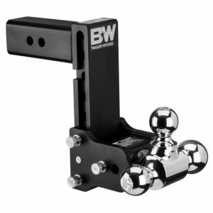 """B&W Trailer Hitches and Accessories - B&W Tow and Stow Hitches - B&W - B&W TS20049B Tow and Stow Hitch for 2.5"""" Receiver - Black"""