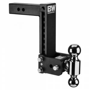 """B&W Trailer Hitches and Accessories - B&W Tow and Stow Hitches - B&W - B&W TS10043B Tow and Stow Hitch for 2"""" Receiver - Black"""