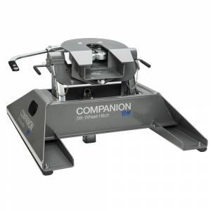 B&W Trailer Hitches and Accessories - B&W Companion Fifth Wheel Hitches - B&W - B&W RVK3405 Companion Slider 5th Wheel Hitch
