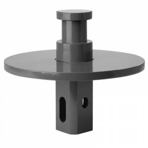 B&W Trailer Hitches and Accessories - B&W Parts &  Accessories - B&W - B&W GNXA4000 Turnoverball King Pin