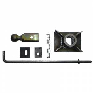 B&W Trailer Hitches and Accessories - B&W Parts &  Accessories - B&W - B&W GNRK1500 Turnoverball Gooseneck Hitch