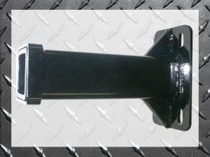 Frontier Gear - Frontier Gear 990-20-7080 Front Receiver Tube Chevy Silverado 2500HD/3500 HD 2007-2010