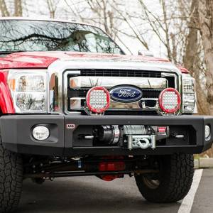 ARB 4x4 Accessories - ARB 2236030 Modular Winch Front Bumper Kit for Ford F250/F350 2011-2016 - Image 2