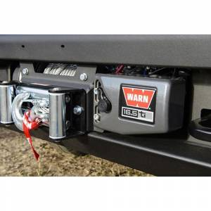 ARB 4x4 Accessories - ARB 2237020 Sahara Modular Winch Front Bumper Kit for Dodge Ram 2500/3500 2010-2018 - Image 4