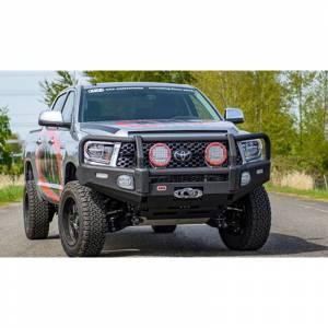 Toyota Tundra - Toyota Tundra 2014-2020 - ARB 4x4 Accessories - ARB 3415020K Summit Winch Front Bumper for Toyota Tundra 2014-2018