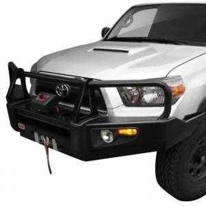 Shop Bumpers By Vehicle - Toyota 4Runner - ARB 4x4 Accessories - ARB 3421520 Deluxe Winch Front Bumper with Bull Bar for Toyota 4Runner 2010-2013