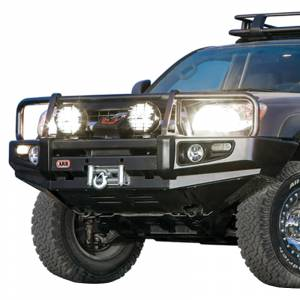 Shop Bumpers By Vehicle - Toyota 4Runner - ARB 4x4 Accessories - ARB 3421530 Deluxe Winch Front Bumper with Bull Bar for Toyota 4Runner 2003-2005