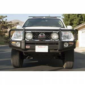 Shop Bumpers By Vehicle - Nissan Xterra - ARB 4x4 Accessories - ARB 3438260 Deluxe Winch Front Bumper for Nissan Frontier 2005-2008