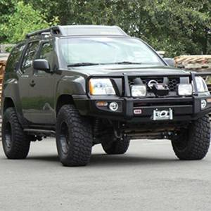 ARB 4x4 Accessories - ARB 3438270 Deluxe Winch Front Bumper for Nissan Xterra 2005-2010 - Image 2