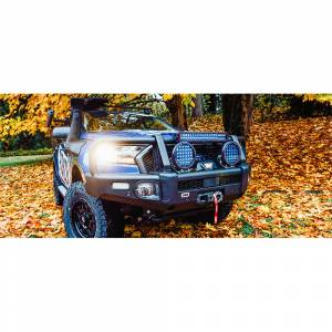 Shop Bumpers By Vehicle - Ford Ranger - ARB 4x4 Accessories - ARB 3440560K Summit Winch Front Bumper for Ford Ranger 2019-2020