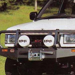 Shop Bumpers By Vehicle - Isuzu Trooper - ARB 4x4 Accessories - ARB 3444050 Deluxe Winch Front Bumper for Isuzu Trooper 1992-1997