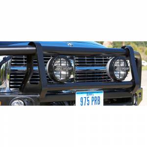 ARB 4x4 Accessories - ARB 3452030 Deluxe Winch Front Bumper for Dodge Ram 1500/2500/3500 2006-2009