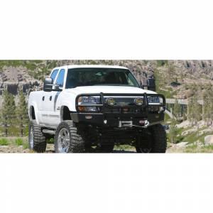 ARB 4x4 Accessories - ARB 3462020 Deluxe Winch Front Bumper for Chevy Silverado 1500/2500/3500/Avalanche 2003-2006 - Image 2