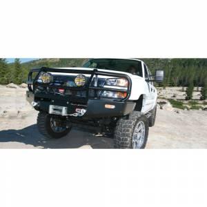 ARB 4x4 Accessories - ARB 3462020 Deluxe Winch Front Bumper for Chevy Silverado 1500/2500/3500/Avalanche 2003-2006 - Image 3