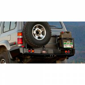 Shop Bumpers By Vehicle - Toyota Land Cruiser - ARB 4x4 Accessories - ARB 5615040 Rear Bumper for Toyota Land Cruiser 2019