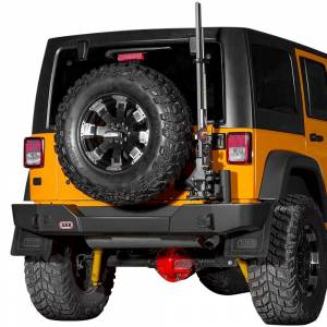 Shop Bumpers By Vehicle - Hummer - ARB 4x4 Accessories - ARB 5668020 Rear Bumper for Hummer H3 2006-2009