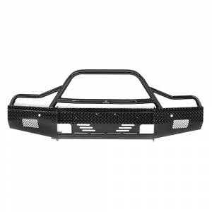 Ranch Hand - Ranch Hand BSC14HBL1 Summit Bullnose Front Bumper for Chevy Silverado 1500 2014-2015