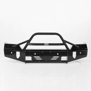 Ranch Hand - Ranch Hand BSC16HBL1 Summit Bullnose Front Bumper for Chevy Silverado 1500 2016-2018