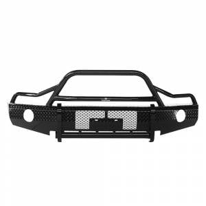 Ranch Hand - Ranch Hand BSF09HBL1 Summit Bullnose Front Bumper for Ford F150 2009-2014