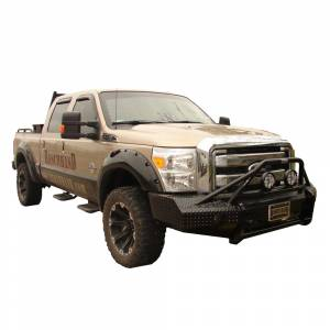 Ranch Hand - Ranch Hand BSF111BL1 Summit Bullnose Front Bumper for Ford F250/F350/F450/F550 2011-2016