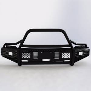 Ranch Hand - Ranch Hand BSF18HBL1 Summit Bullnose Front Bumper for Ford F150 2018-2020
