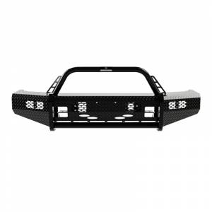 Ranch Hand - Ranch Hand BSF201BL1 Summit Bullnose Front Bumper for Ford F250/F350/F450/F550 2017-2020
