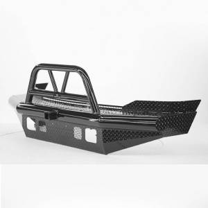 Ford F250/F350 Super Duty - Ford Superduty 1999-2004 - Ranch Hand - Ranch Hand BTF991BLR Legend Bullnose Front Bumper for Ford F250/F350/F450/F550 1999-2004