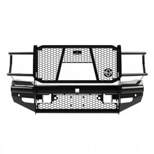 Ranch Hand - Ranch Hand FBD191BLR Legend Front Bumper with Sensor Holes for Dodge Ram 2500/3500 2019-2020 New Body Style - Image 1
