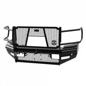 Ranch Hand - Ranch Hand FBD191BLR Legend Front Bumper with Sensor Holes for Dodge Ram 2500/3500 2019-2020 New Body Style - Image 2