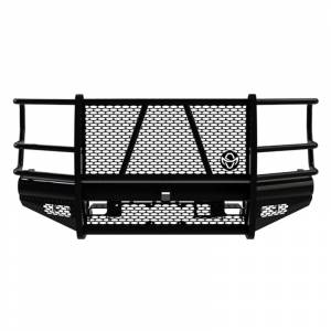 Ranch Hand - Ranch Hand FBF201BLR Legend Front Bumper for Ford F250/F350/F450/F550 2017-2020