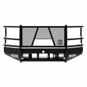 Ranch Hand - Ranch Hand FBF205BLR Winch Sport Front Bumper for Ford F250/F350/F450/F550 2017-2020
