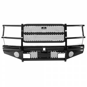 GMC - 2500HD - Ranch Hand - Ranch Hand FBG111BLR Legend Front Bumper for GMC Sierra 2500 HD/3500 HD 2011-2014