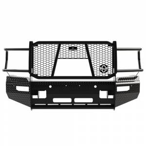 Ranch Hand FSD191BL1C Summit Front Bumper with Sensor Holes for Dodge Ram 2500/3500 2019-2021 New Body Style