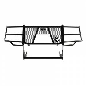 Ranch Hand - Ranch Hand GGC19HBL1C Legend Grille Guard with Camera Cutout for Chevy Silverado 1500 2019-2020