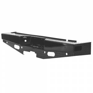 Ranch Hand - Ranch Hand SBF06HBLSL Sport Rear Bumper with Lights and Sensor Holes for Ford F150 2006-2008 - Image 2