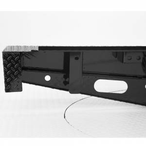 Ranch Hand - Ranch Hand SBF15HBLSL Sport Rear Bumper with Lights and Sensor Holes for Ford F150 2015-2020 - Image 5