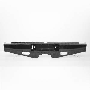 Ranch Hand SBT14HBLL Sport Rear Bumper with Lights for Toyota Tundra 2014-2021