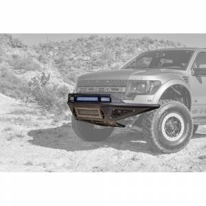 Exterior Accessories - Bumpers - Addictive Desert Designs - ADD F011032520103 Stealth Fighter Front Bumper for Ford Raptor 2010-2014