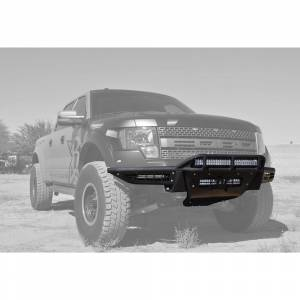 Exterior Accessories - Bumpers - Addictive Desert Designs - ADD F014122670103 Race Series Front Bumper for Ford Raptor 2010-2014