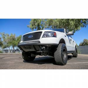 Exterior Accessories - Bumpers - Addictive Desert Designs - ADD F033832940103 Lite Front Bumper for Ford F150 2004-2008