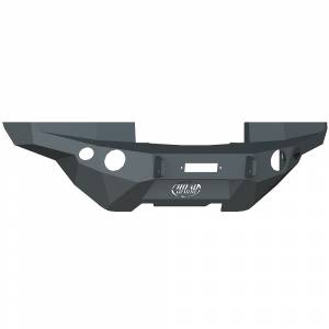 Shop Bumpers By Vehicle - Hummer - Road Armor - Road Armor 11000B Dakar Winch Front Bumper for Hummer H2 2003-2009