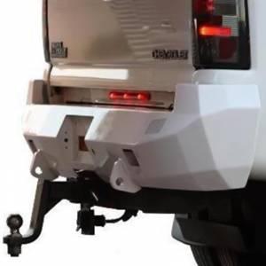 Road Armor - Road Armor TK1030B Stealth Winch Rear Bumper for Chevy C4500/C5500 Kodiak 2003-2009 - Image 2