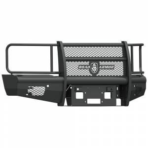 Road Armor 315V-WP Vaquero Winch Front Bumper Plate for Chevy Silverado 2500 HD/3500 HD 2015-2019