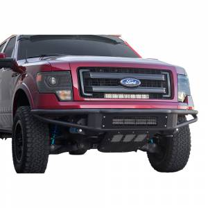Exterior Accessories - Bumpers - Addictive Desert Designs - ADD F101981250103 Venom Front Bumper for Ford F150 2011-2014