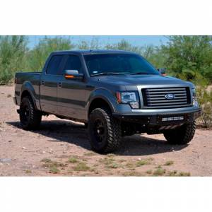 Exterior Accessories - Bumpers - Addictive Desert Designs - ADD F102001250103 Venom Front Bumper for Ford F150 2011-2014