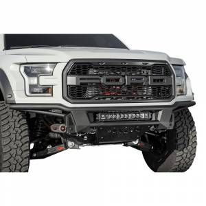 Exterior Accessories - Bumpers - Addictive Desert Designs - ADD F118102100103 Pro Bolt On Front Bumper for Ford Raptor 2017-2020