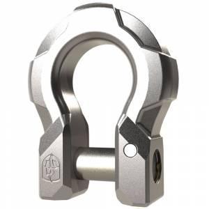 Bumper Shackles - Road Armor - Road Armor RG-SH087CG Identity Aluminum Shackle - Gunmetal