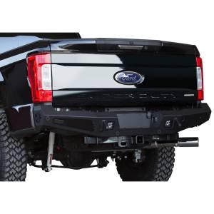 Addictive Desert Designs - ADD R167301280103 HoneyBadger Rear Bumper for Ford F250/F350 2017-2020
