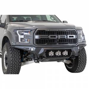 Exterior Accessories - Bumpers - Addictive Desert Designs - ADD F110014100103 Bomber Front Bumper for Ford Raptor 2017-2020