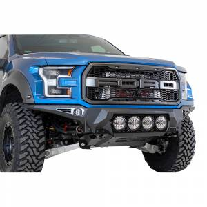 Exterior Accessories - Bumpers - Addictive Desert Designs - ADD F110014110103 Bomber Front Bumper for Ford Raptor 2017-2020